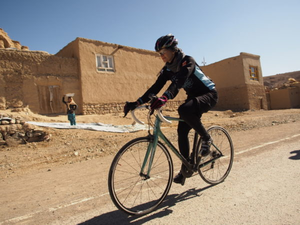 Cyclist Breaks Barriers in Afghanistan