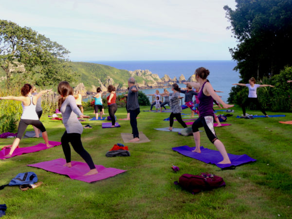 Guernsey Yoga and Wellbeing Retreat