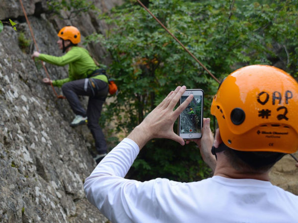 5 TIPS FOR ROCK-CLIMBING BEGINNERS
