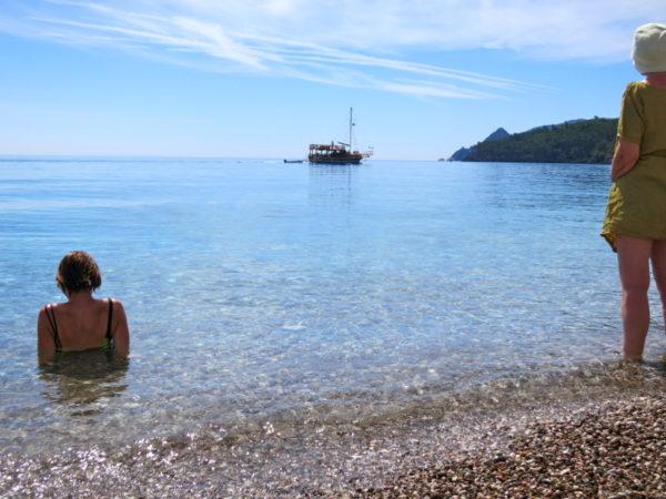 Lycian Coast.
