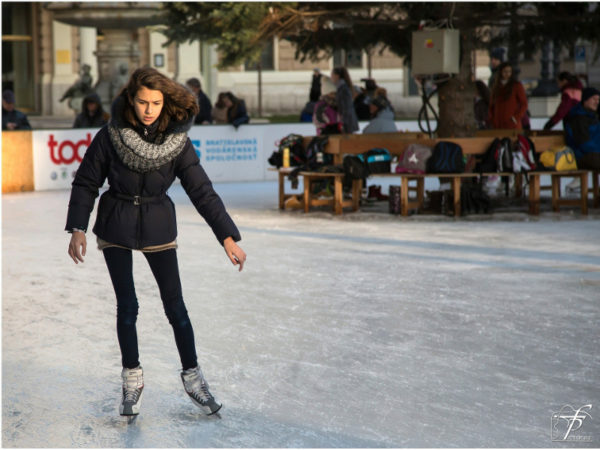 How to Master Ice Skating